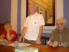 Заседание ведёт Ханбеков Леонид Васильевич