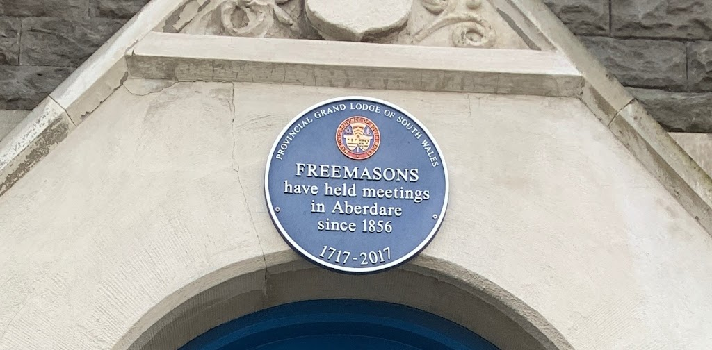 FREEMASONShave held meetingsin Aberdaresince 1856