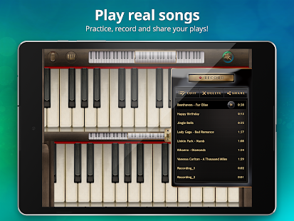 Piano Free - Keyboard with Magic Tiles Music Games APK for Kindle Fire