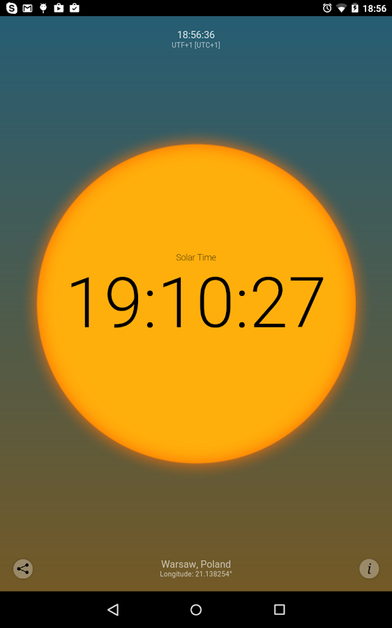 Solar Time Screenshot 13