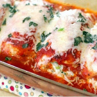 Stuffed Chicken Breast With Pasta Recipes