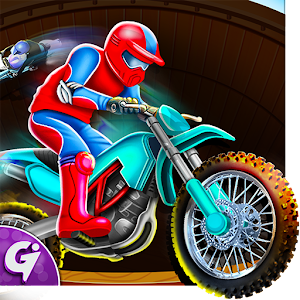 Well of Death - Merge bike click & idle Tycoon For PC (Windows & MAC)