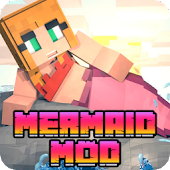 Mermaid Mod for Minecraft PE