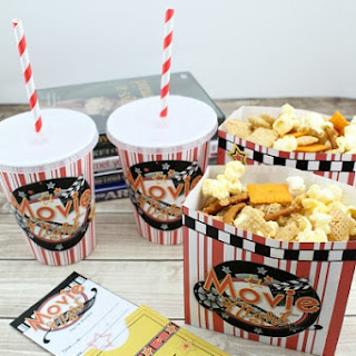 3-Cheese Pizza Popcorn