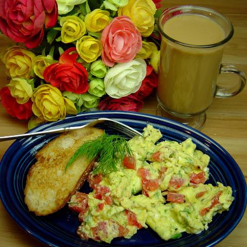 10 Best Scrambled Eggs Dill Recipes   Yummly