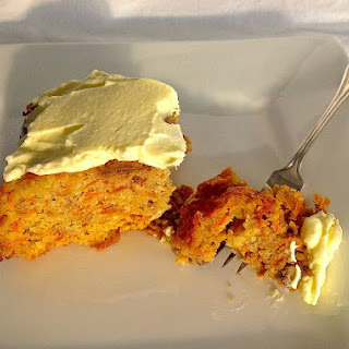 Low Carb Carrot Cake