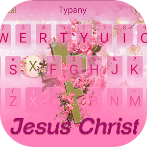 God Christ Floral Theme&Emoji Keyboard for PC-Windows 7,8,10 and Mac