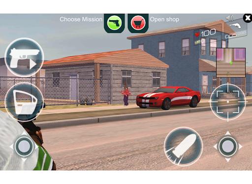 LA GANGWAR SIMULATOR 3D - screenshot