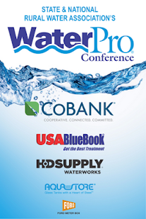 WaterPro Conference - screenshot