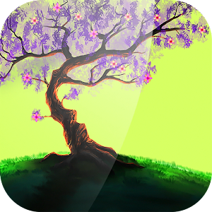 Woody Land : Tree live wallpaper Parallax 3D Pro