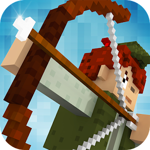 Bowman Craft: Archery Games - Bow & Arrow Shooting