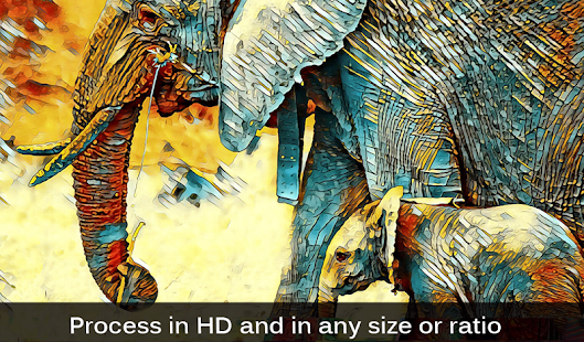 Painnt - Pro Art Filters APK for Bluestacks