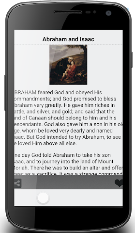android All Bible Stories Screenshot 2