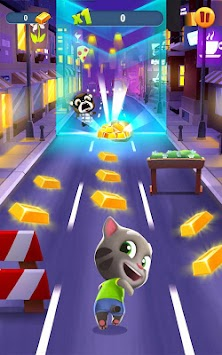 Talking Tom Gold Run APK screenshot thumbnail 6