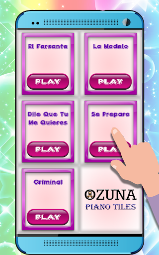 Ozuna Piano Game For PC