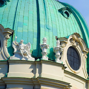 Vienna 2018 by Ray Anthony Di Greco - Buildings & Architecture Architectural Detail