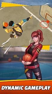 Basketball crew 2k18 - dunk stars street battle!