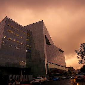 Office building by Cristobal Garciaferro Rubio - Buildings & Architecture Office Buildings & Hotels ( mexico city, mexico, buildign office building, santa fe )