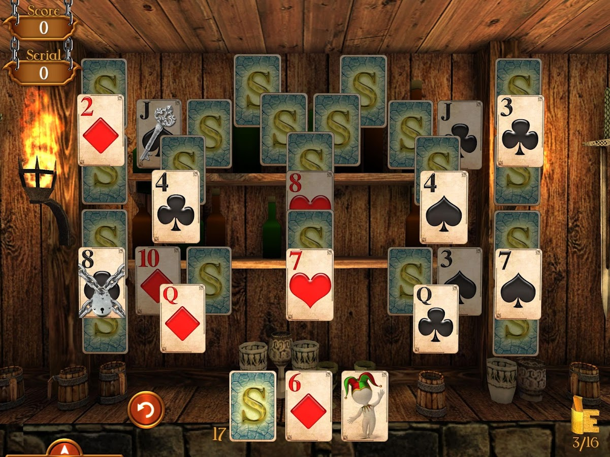 Solitaire Dungeon Escape 2 Screenshot 8