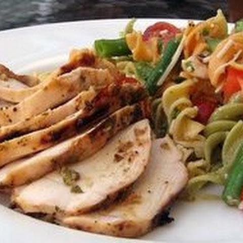 Chicken oreganata recipes yummly for Golden fish chicken milwaukee wi