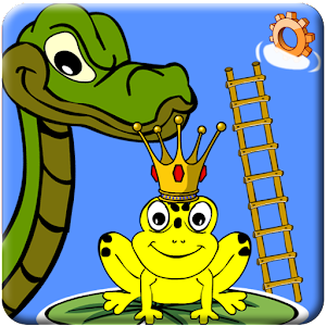 Snake and Ladder Animated