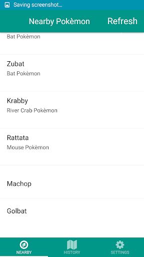 Poke Catch - screenshot