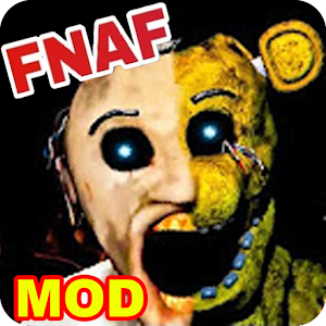 Scary FNAF Granny Horror Game (Mod)