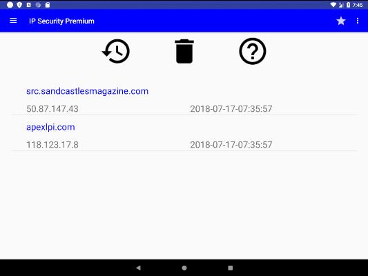 IP Tools and Security Premium Screenshot 14