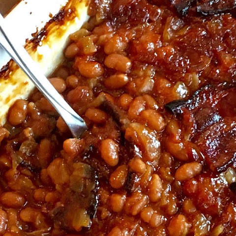 Anastasia's Best-Ever Baked Beans