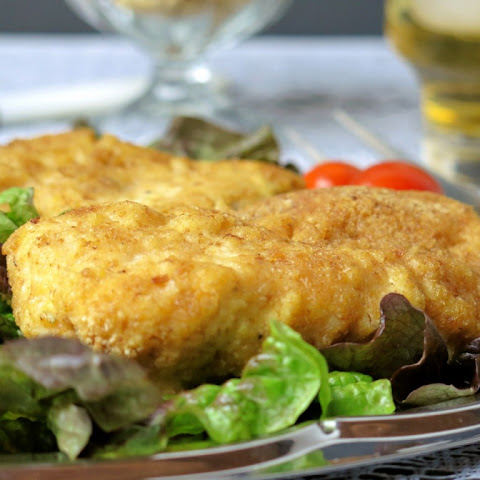 Peanut Crusted Chicken #TheRecipeReDux