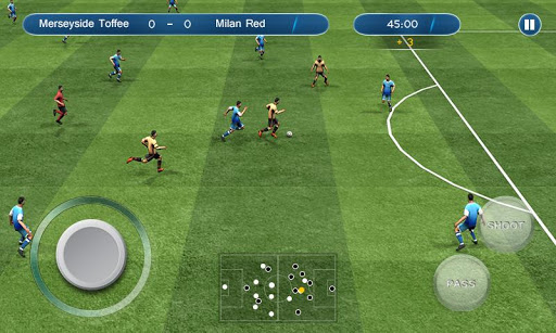 Ultimate Soccer - Football Screenshot
