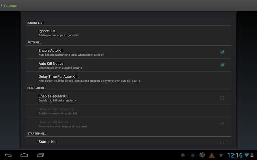 Advanced Task Manager screenshot 10