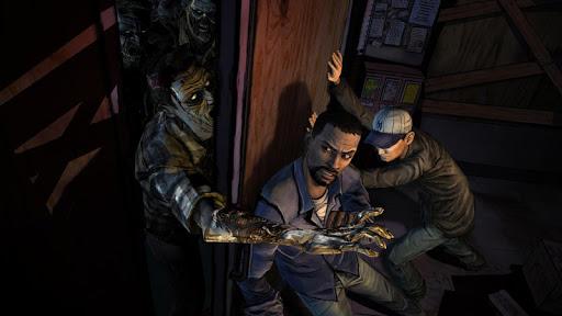 The Walking Dead: Season One screenshot 2