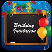Birthday Invitation card maker APK for Ubuntu