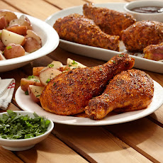 Zesty BBQ Drumsticks