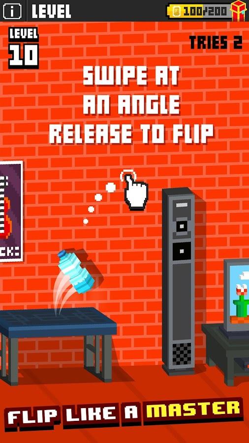 Flippy Bottle Extreme! Screenshot 6