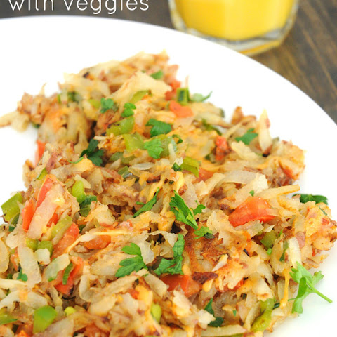 Hash Browns with Veggies