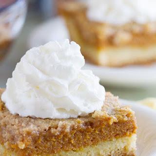 White Cake Mix Pumpkin Pie Recipes