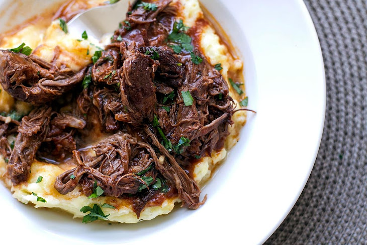 Slow-Cooked Short Rib Ragu Recipe | Yummly