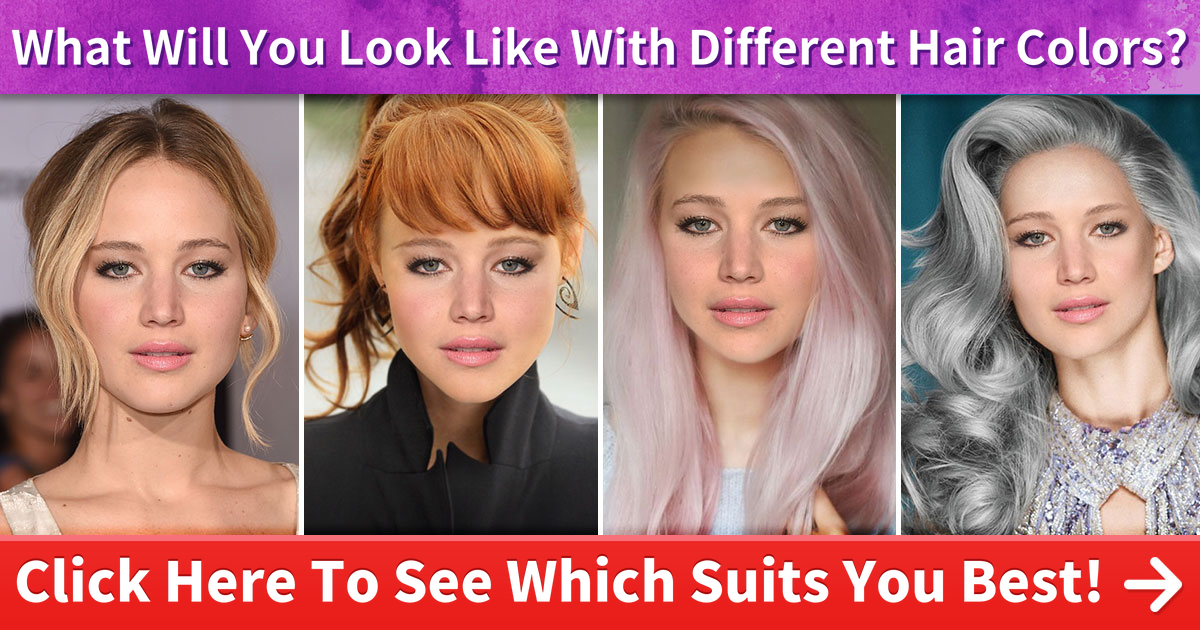 What Will I Look Like With Blonde Hair Quiz Best Image Of Blonde