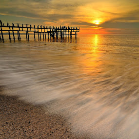 waterscapes by Yermia Satriawan - Landscapes Sunsets & Sunrises