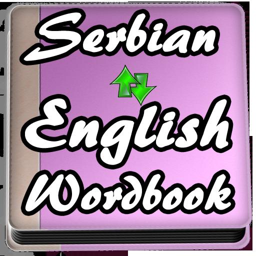 Android aplikacija Learn Serbian to English Word Book na Android Srbija