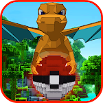 Cubes Monster World Icon