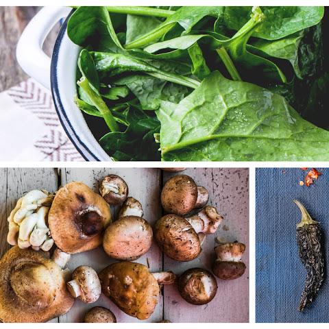 10 Best Mushrooms Spinach Tofu Recipes   Yummly