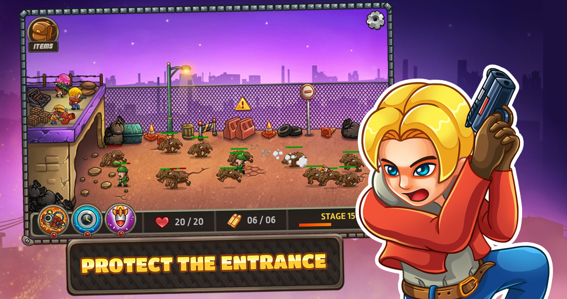 Zombo Buster Rising Screenshot 0