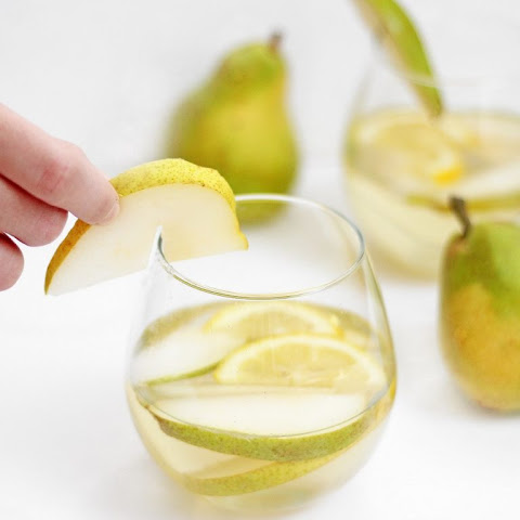 Citrus Pear White Wine Sangria