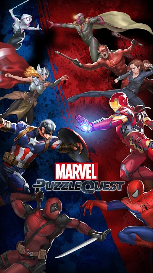 Marvel Puzzle Quest Screenshot 0
