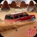 Desert Safari Jeep Adventure