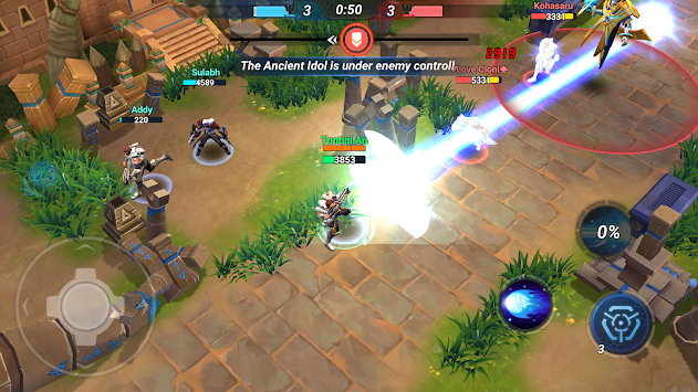 Mobile Battleground - Blitz APK screenshot thumbnail 5