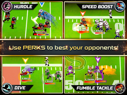 Game Football Heroes PRO 2017 APK for Kindle